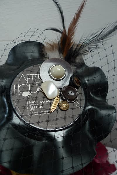 after hour fascinator vinyl record 7""