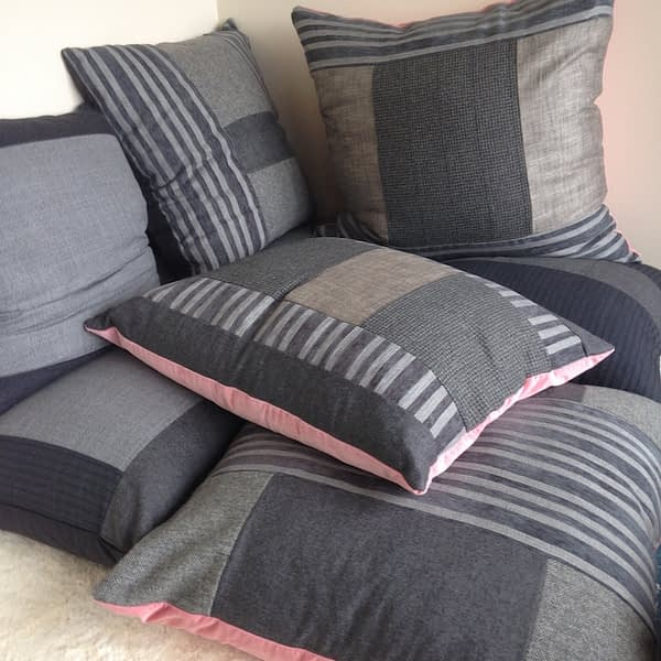 made to order giant floor cushions