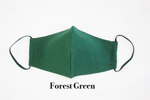 Upcycled Recycled Reusable washable Face Covering