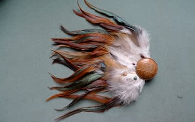 Sustainable Feather Accessories