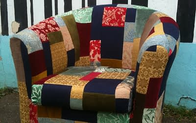 Upholstery Project No.1
