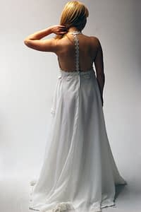 customised wedding dress